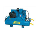 Aircompressor, elect 6.5 cfm