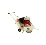 Saw, Concrete Floor 8hp Gas