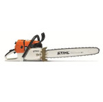 Chainsaw, 20″ Bar Gas