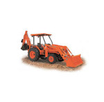 Backhoe, Tractor Loader 39hp Diesel