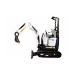Excavator, Mini 3000lb Diesel / 12″ Bucket