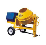 Mixer, Concrete Gas