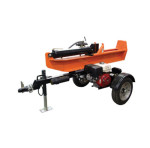 Splitter, Log 8HP, 26 Ton