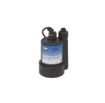 Pump, Water Submersible 3/4″